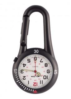 Reloj Mosquetón Blanco