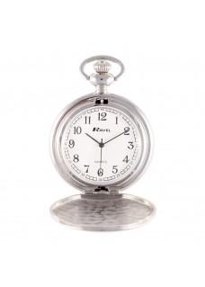 Reloj De Bolsillo Plata