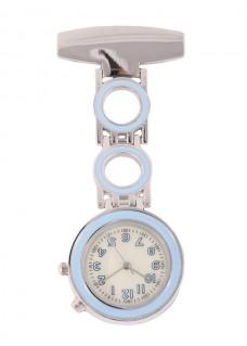 Reloj Enfermera Bubble Azul