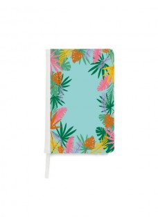 Cuaderno A5 Tropical
