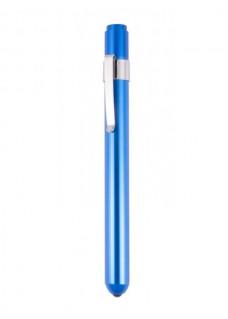 Linterna pupilar LED Azul