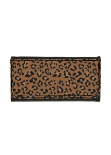 Cartera Monedero Leopardo