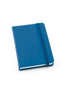 Cuaderno A6 Azul Claro