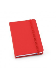 Cuaderno A6 Rojo