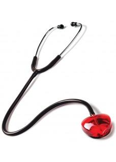 Estetoscopio Clear Sound - Corazón Negro