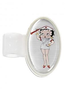 Etiqueta Identificación Estetoscopio Betty Boop Termómetro