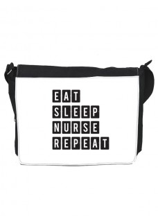 Bolso Bandolera Grande Eat Sleep Nurse Repeat