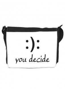 Bolso Bandolera Grande You Decide