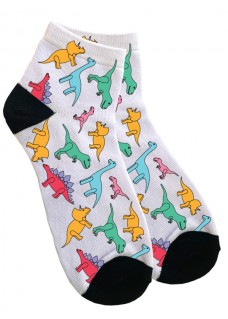 Calcetines Tobilleros Little Dino's