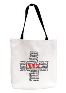 Bolsa Tote Nurse Cross