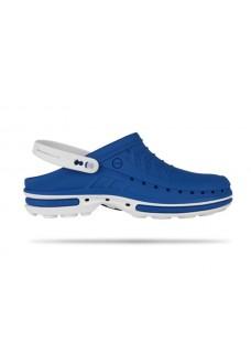 Wock Clog 07 Blanco / Azul