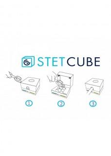 STETCUBE – Sanitizador de Estetoscopio