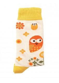 Calcetines Happy Búho para Mujer
