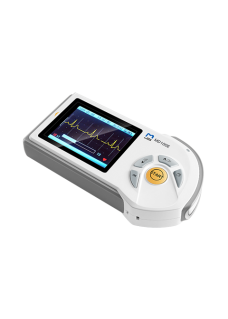 Monitor de Frecuencia Cardíaca Portátil MD100E