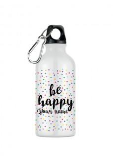 Botella Bidón Be Happy