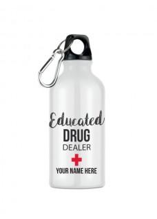 Botella Bidón Educated