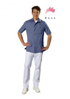 Haen Casaca sanitaria Karel Azul