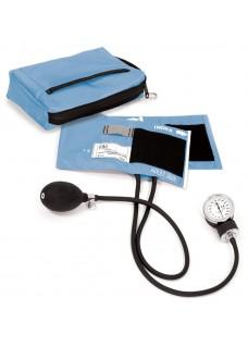 Esfigmomanómetro Aneroide Premium con Funda Azul Claro