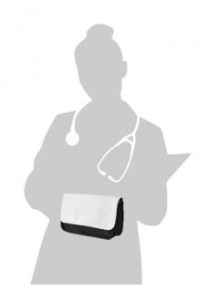 Neceser / Estuche Multiusos Símbolos Médicos