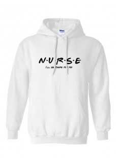 Sudadera Gildan Nurse For You