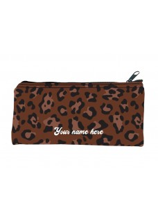 Set Porta Mascarillas Leopardo