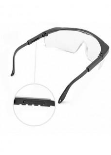 Gafas de protección Hospitrix Negro 12 Unidades