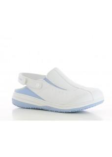 Oxypas Iris Blanco/Azul