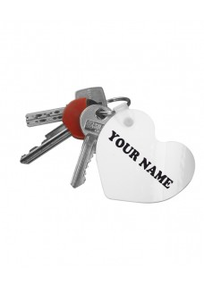 Llavero Corazón Love Nursing con tu Nombre