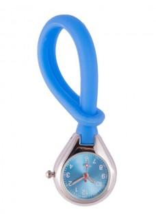 Reloj de silicona para colgar Azul 2
