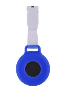 Reloj Enfermera Silicona Pinza Azul Real