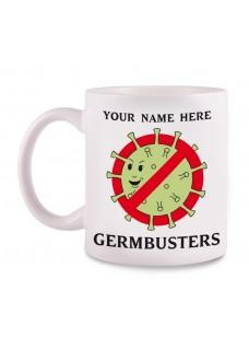 Taza Germbusters