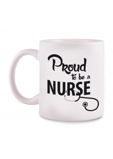 Taza Proud to be a Nurse 4