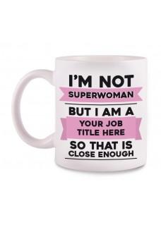 Taza Superwoman