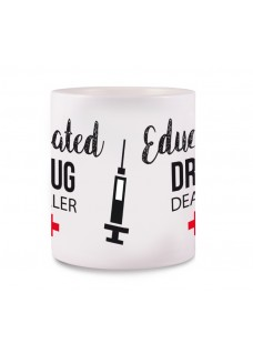 Taza Best Educated