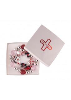 Pulsera brazalete enfermera
