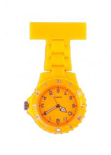 Reloj de enfermera Neón Amarillo