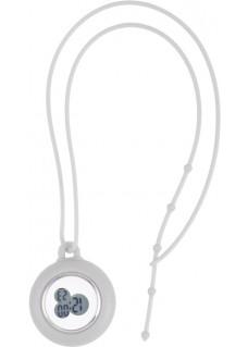 Reloj silicona cordón Blanco