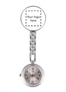 Reloj Enfermera con Logo