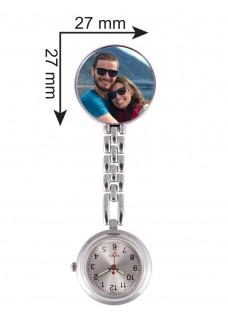 Reloj Enfermera con tu Foto!