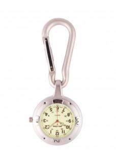 Reloj para enfermeras Cinturón Mosquetón NOC451