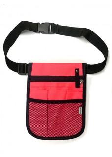 Organizador de bolsillo para enfermera Neon Rosa