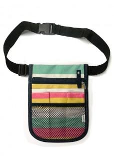 Organizador de bolsillo para enfermera Multicolor