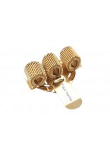 Porta bolígrafos Triple Oro