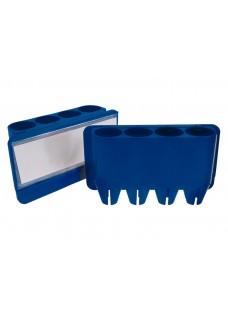 Portabolis Penfix Azul