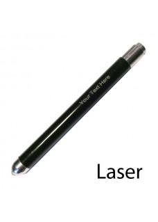 Linterna pupilar LED Plateado