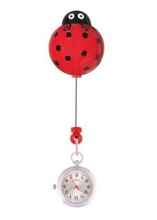 Reloj Enfermera Mariquita