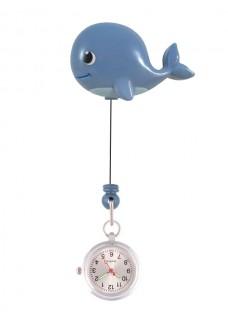 Reloj Enfermera Ballena