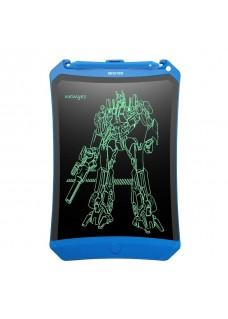 Tableta Magnética de Escritura LCD 8.5 pulgadas Azul
