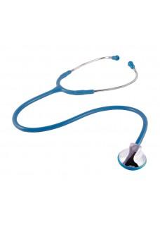 Estetoscopio clínico azul