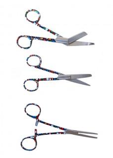 Set de tijeras para enfermeras Píldoras